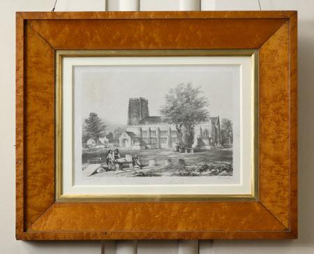 Bowdon Church (after W. Physick)
