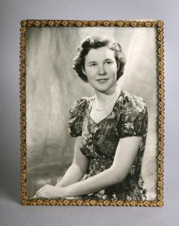 Marjorie Turnbull, Mrs David Williams (b.1932)