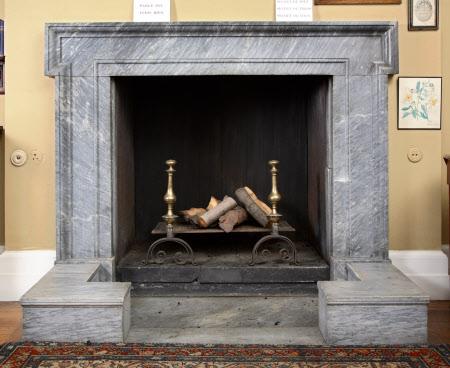 Chimneypiece, Lady Stamford's Parlour, Dunham Massey