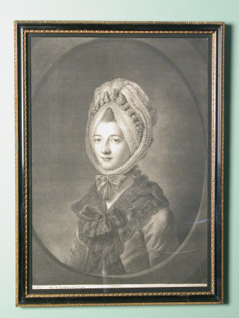 Elizabeth Gunning, Duchess of Hamilton and Duchess of Argyll (1734 – 1790) (after Katherine Read)