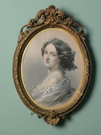 Lady Sarah Frederica Child Villiers, Princess Esterházy von Galántha (1822-1853)