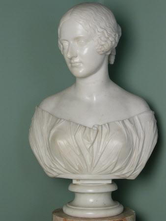Lady Sarah Frederica Child-Villiers, Princess Esterházy von Galántha (1822-1853)