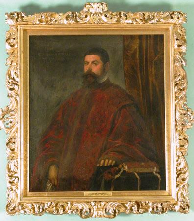 A Procurator of St Mark's, Venice, possibly Girolamo Foscarini