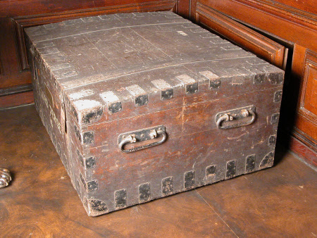 Carriage trunk