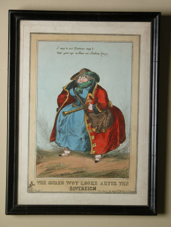 'The Guard wot looks after the Sovereign' : Elizabeth Denison, Marchioness Conyngham (1769–1861)