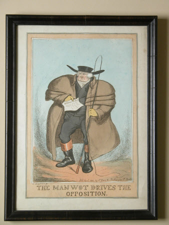 'The man wot drives the opposition' : John Scott, 1st Earl of Eldon FRS, FSA (1751-1838)