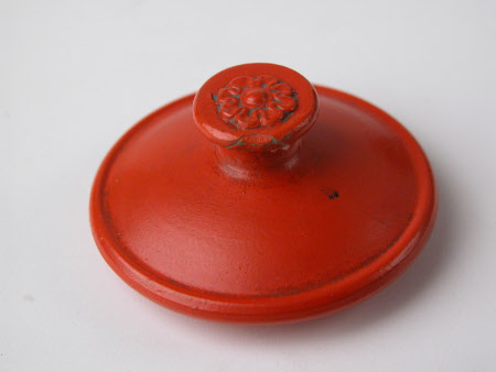 Miniature dish cover