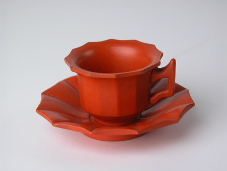Miniature teacup