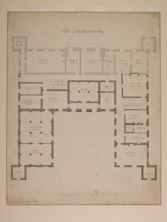 Plan of the Ground Story