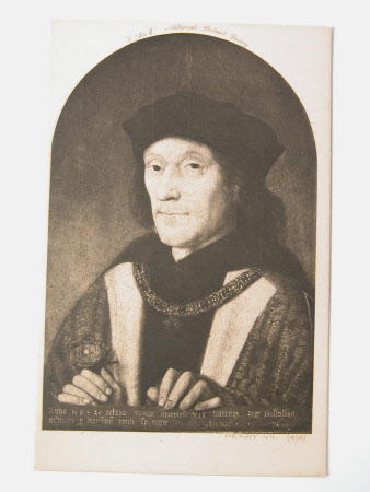 King Henry VII (1457–1509) by Netherlandish School