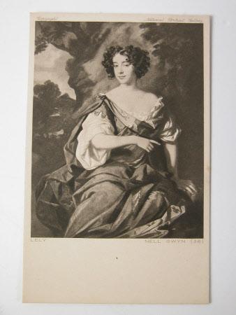 Catherine Sedley, Countess of Dorchester (1657-1717) formerly titled  'Nell' Eleanor Gwyn (Gwynne) ...