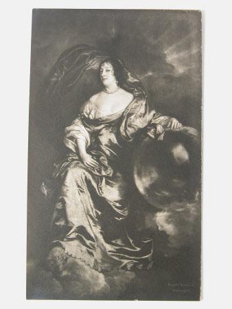 Rachel de Massue de Ruvigny, Lady Wriothesley,Countess of Southampton (1603-1640) by Sir Anthony ...
