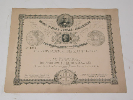 Show certificate