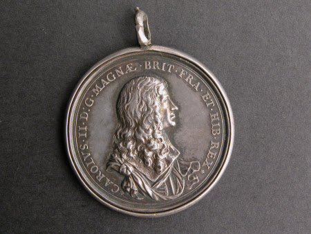 Restoration of King Charles II