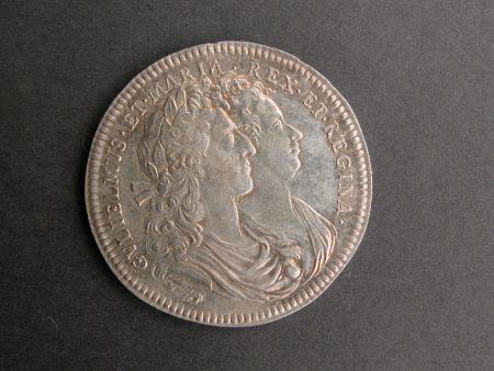 Coronation of King William III and Queen Mary II