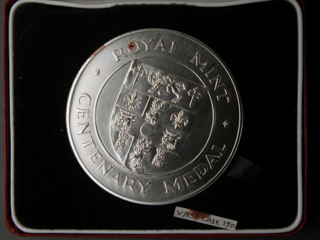 Commemorative medal for the 800th Anniversary of the Mayoralty of the City of London