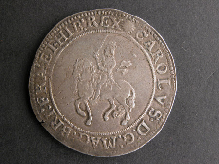 Crown, from the reign of King Charles I (1600-1649)