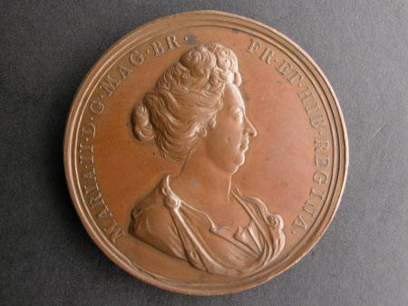 Mary II as Regent