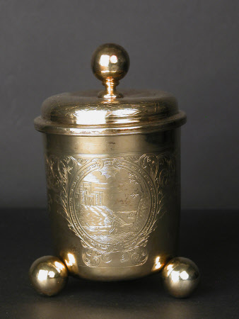 Ceremonial cup cover