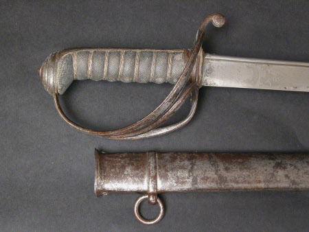 Dress sword