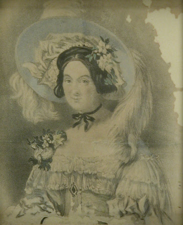Lady Elizabeth Sackville, Baroness Buckhurst of Buckhurst and Countess De La Warr (1795-1870)