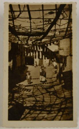 Souk de Teinturiers, Marrakech.