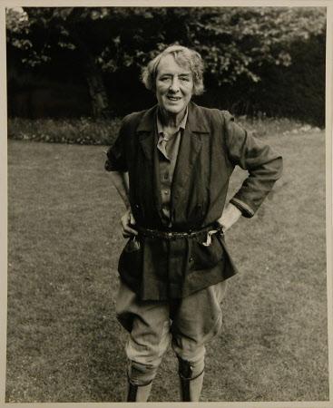 Victoria 'Vita' Mary Sackville-West, Lady Nicholson (1892-1962)
