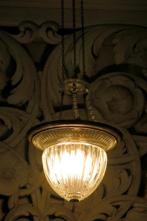 Pendant light fittings
