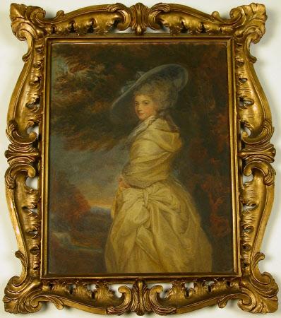 Lady Henrietta Antonia Herbert, Countess of Powis (1758-1830) (after Sir Joshua Reynolds)