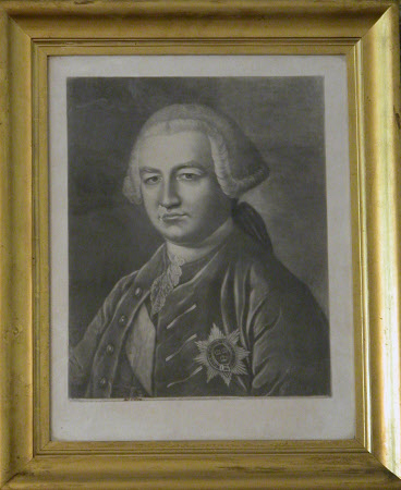 Robert Clive, 1st Baron Clive of Plassey 'Clive of India', KB, FRS, DCL, MP (1725-1774) (after ...