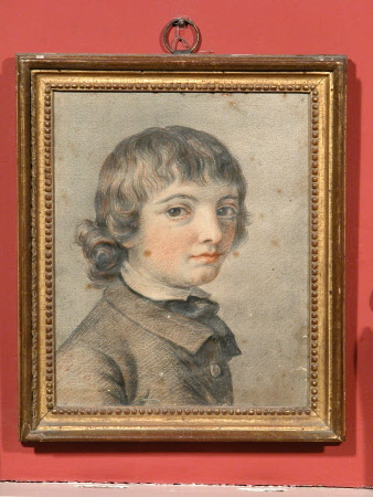 Unknown Young Boy