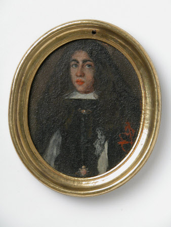 An Unknown Young Man wearing the Order of Alcantara