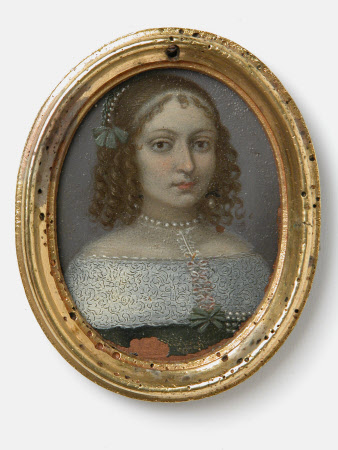 Young Lady in a Lace Collar
