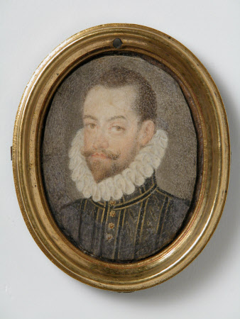 Possibly Sir Walter Raleigh (1552?-1618)