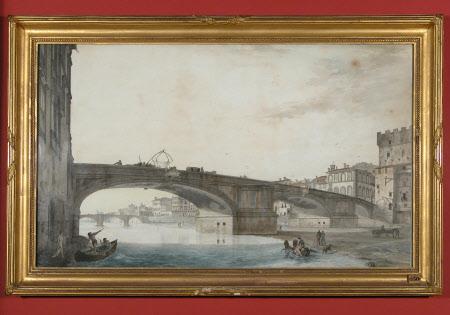Ponte Della Trinita, Florence