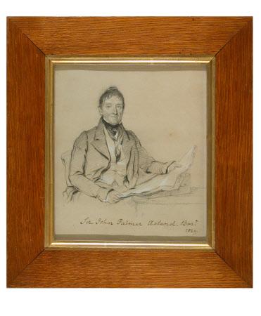 Sir John Palmer-Acland (1756-1831)