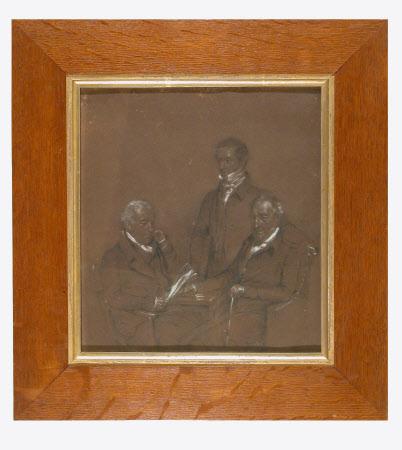 Charles Hoare (1767-1851), Henry Merrick Hoare (1770-1856) and Sir Hugh Richard Hoare, 4th Bt. ...