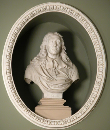 John Milton (1608-1674), in old age