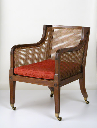 The Stourhead Hunting Chairs