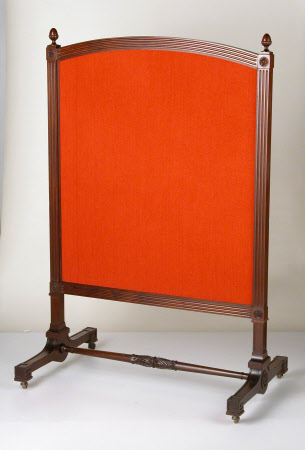 Cheval fire screen
