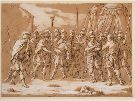 Menelaus Wounded