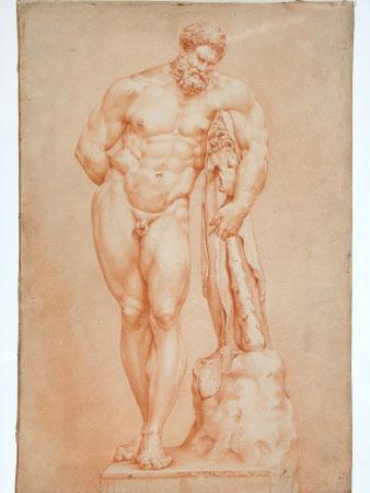 The Farnese Hercules