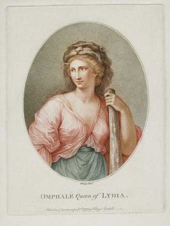 Omphale Queen of Lydia