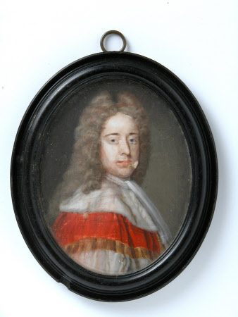 An Unknown Man in Peer's Robes