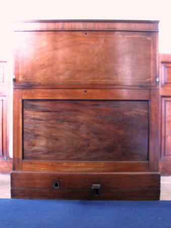 Chamber organ