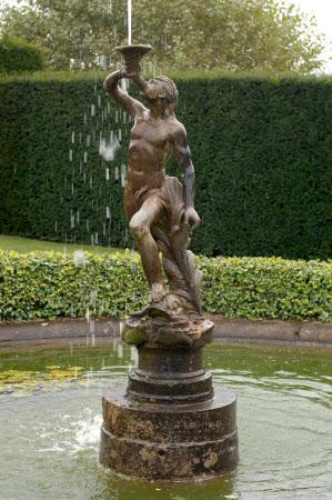 A Triton Fountain
