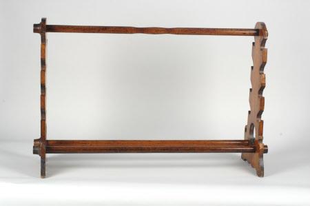 Stick rack