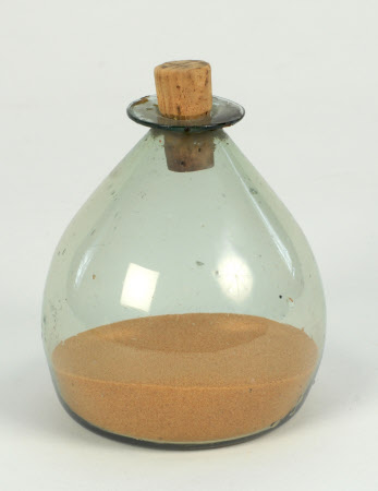 Pounce bottle