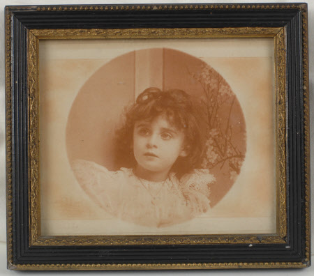 Probably Esmé Jenner (1896/7 - 1932) as a young girl