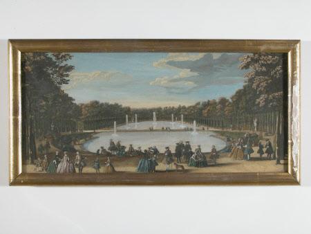 L'Ile royale et le Bassin du Miroir